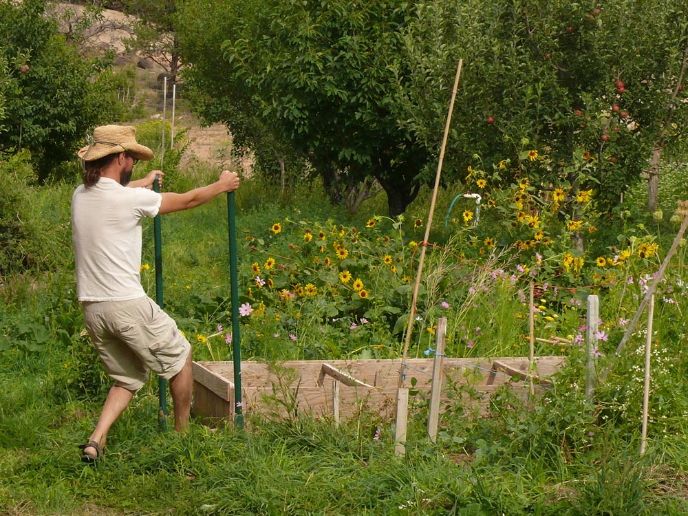 Lodging in boulder utah boulder utah for Tending to the garden